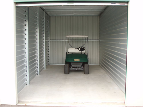 10x20 Self Storage Unit