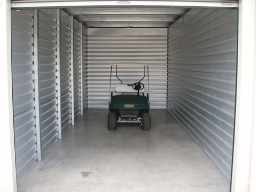10x25 Self Storage Unit