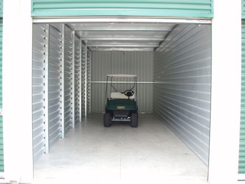 10x30 Self Storage Unit